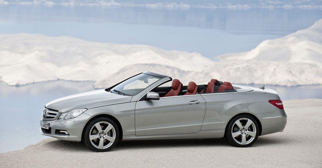 Mercedes-Benz E-klasa Coupe i Cabriolet, izvedbe koje i danas zrače posebnim stilom 7