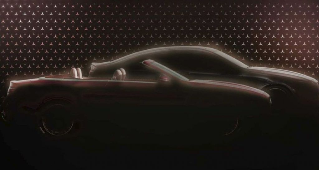 Mercedes-Benz najavio nove premijere, stiže osvježena E-klasa coupe i cabrio 1