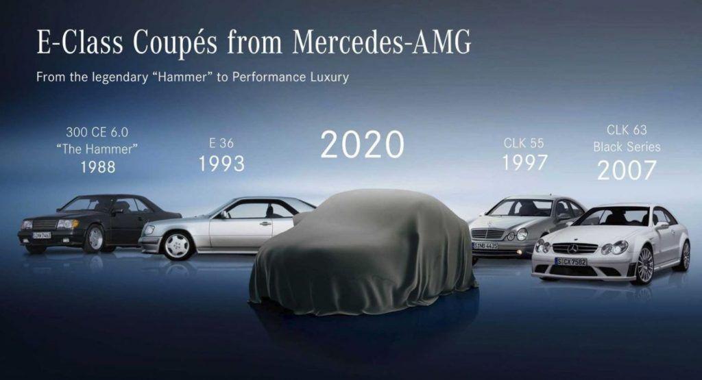 Mercedes-Benz najavio nove premijere, stiže osvježena E-klasa coupe i cabrio