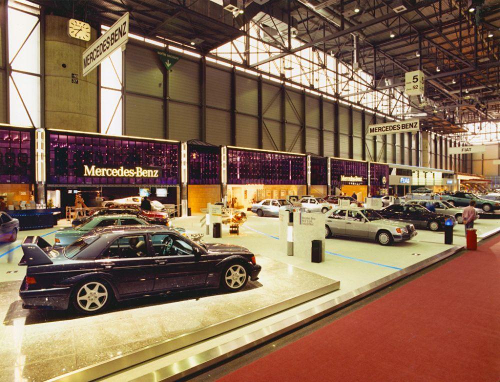 Mercedes-Benz 190 E 2.5-16 Evolution II, 30 godina od pojavljivanja legende 1