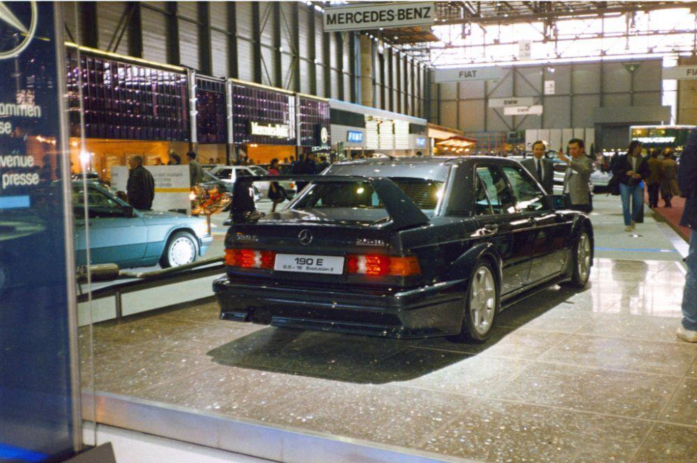 Mercedes-Benz 190 E 2.5-16 Evolution II, 30 godina od pojavljivanja legende 9