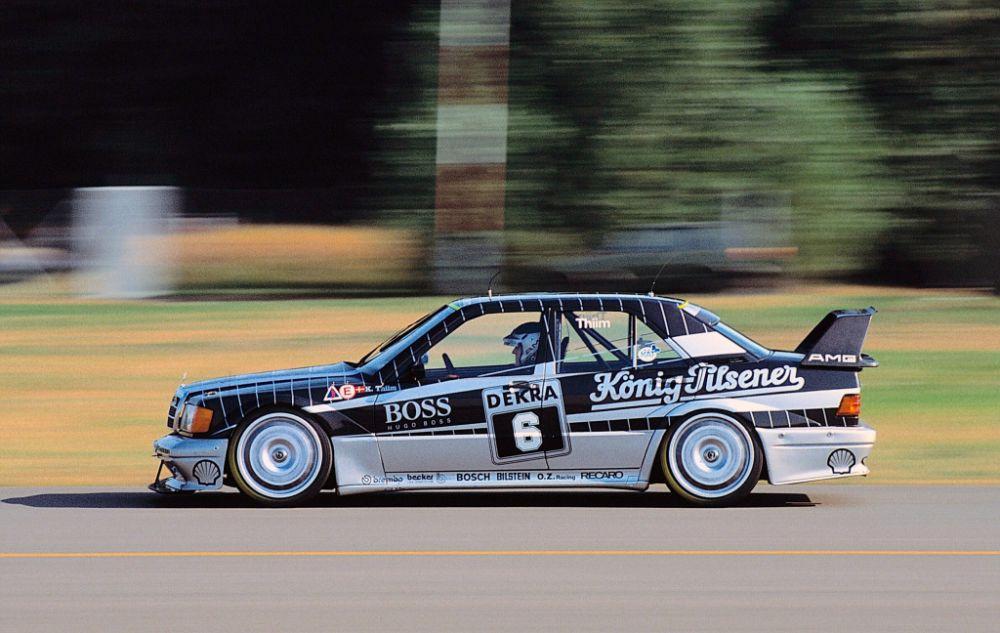Mercedes-Benz 190 E 2.5-16 Evolution II, 30 godina od pojavljivanja legende 6