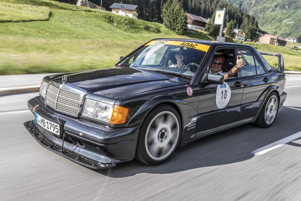 Mercedes-Benz 190 E 2.5-16 Evolution II, 30 godina od pojavljivanja legende 2