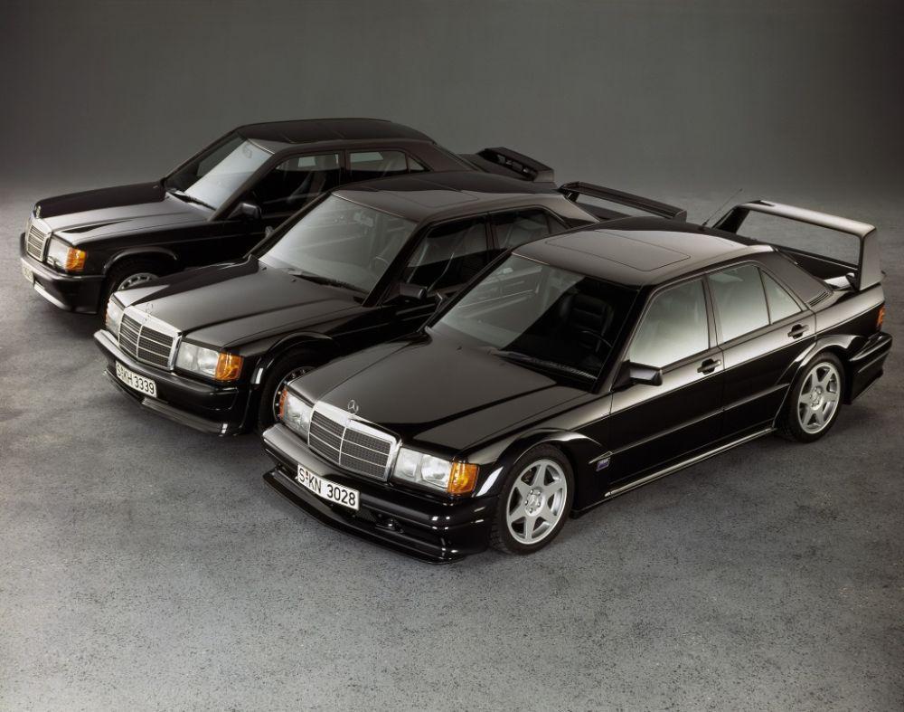 Mercedes-Benz 190 E 2.5-16 Evolution II, 30 godina od pojavljivanja legende 8