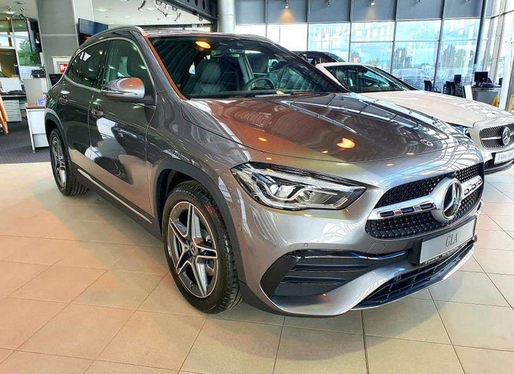 Mercedes-Benz GLA druge generacije stigao u domaće salone