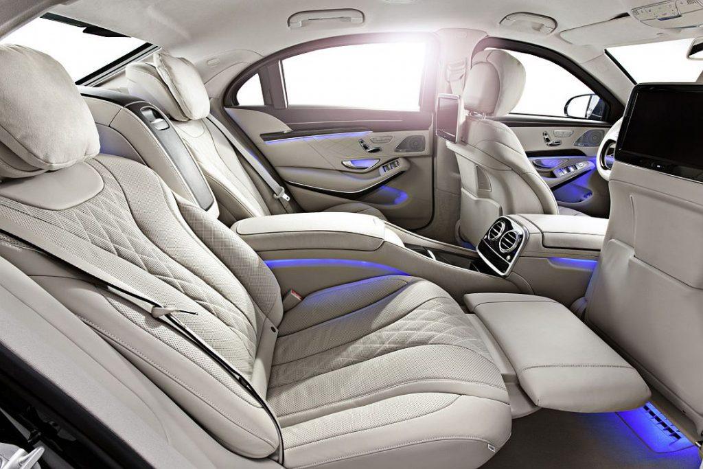 Mercedes-Benz S 600 Guard, limuzina rezervirana za štićene osobe 3