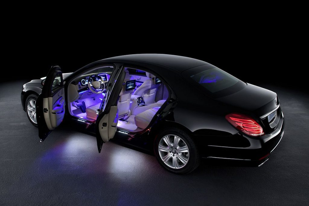 Mercedes-Benz S 600 Guard, limuzina rezervirana za štićene osobe