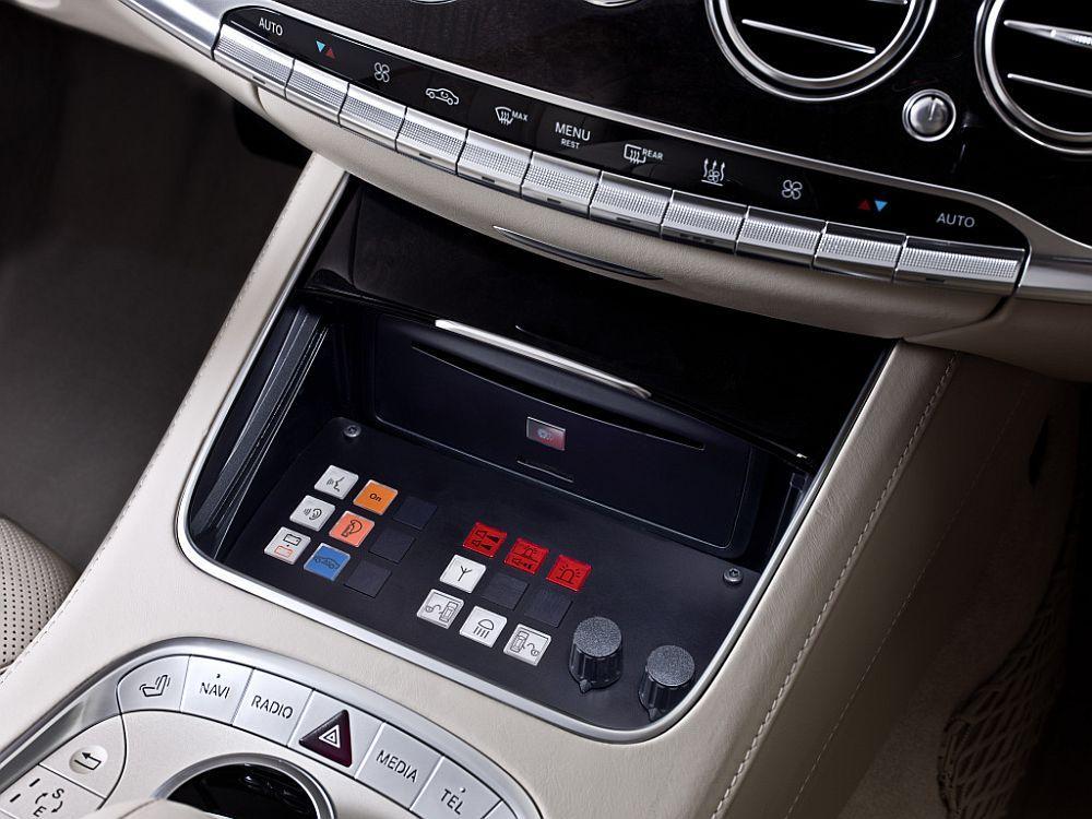 Mercedes-Benz S 600 Guard, limuzina rezervirana za štićene osobe 2