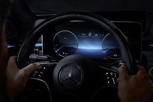 Upoznajte interijer nove Mercedes-Benz S klase (W223)