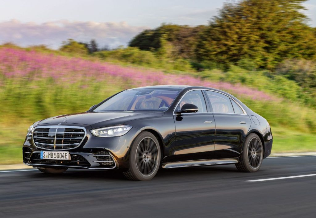 Mercedes-Benz S-klasa od 94.540 eura u Njemačkoj! 1