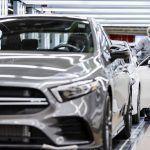 Mercedes tvornica