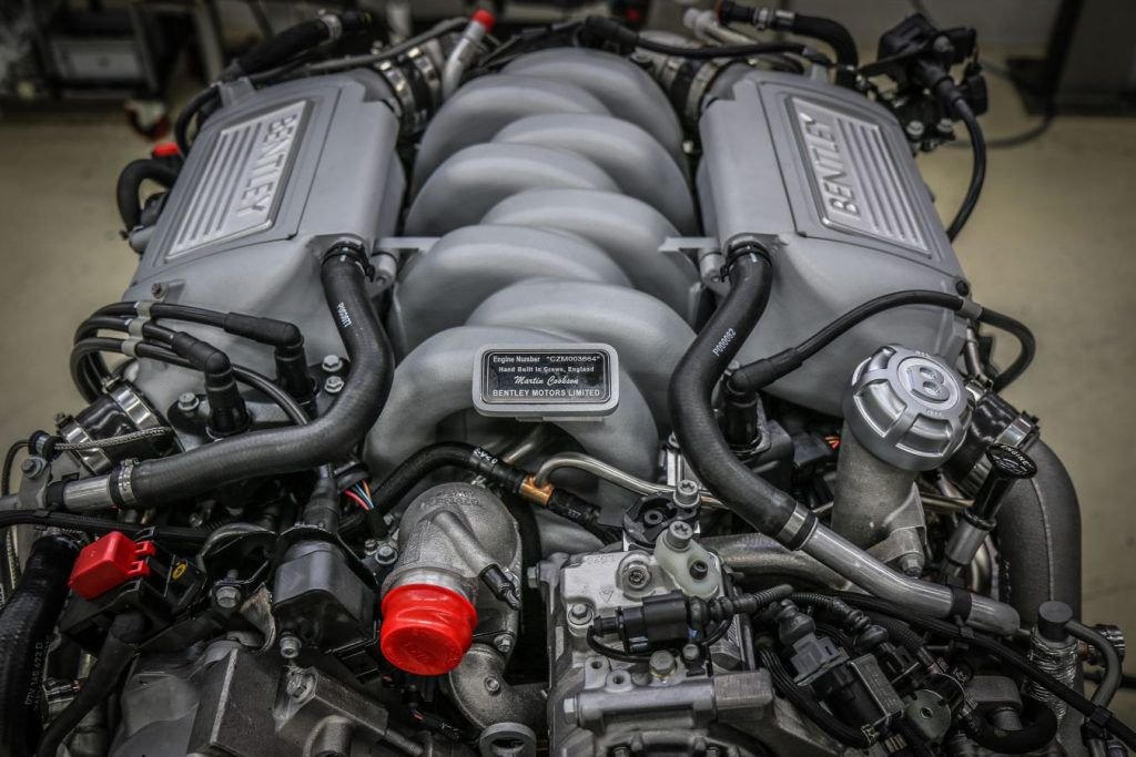 Nakon 61 godinu, Bentley je završio priču s čuvenim 6.75-litrenim V8 motorom 3
