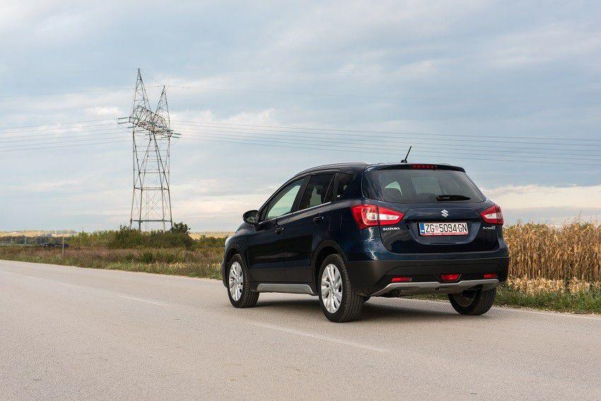 Suzuki SX4 S-Cross 1.4 T Premium GL+ nova je definicija best-buy kupnje 8