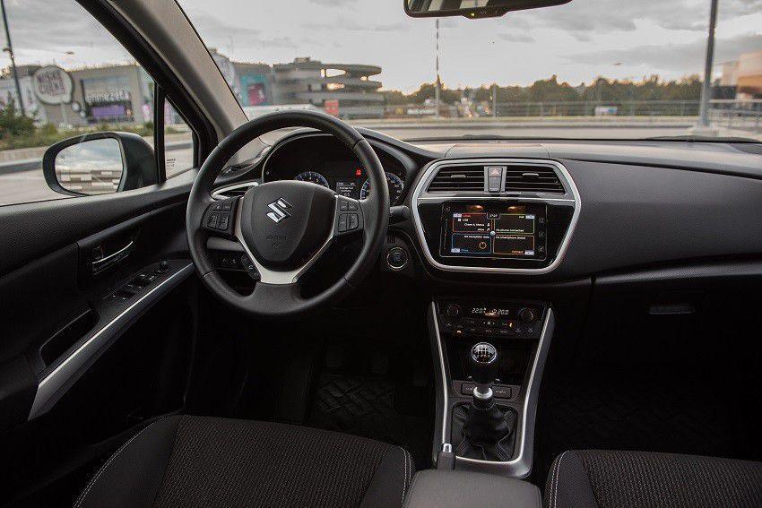 Suzuki SX4 S-Cross 1.4 T Premium GL+ nova je definicija best-buy kupnje 10