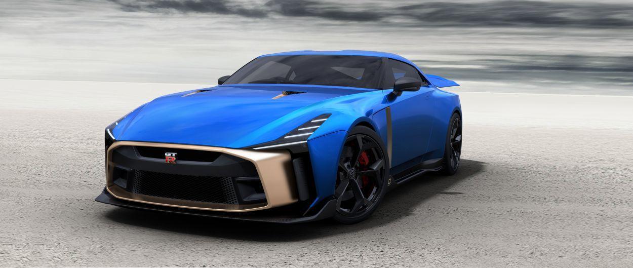 Nissan GT R Italdesign