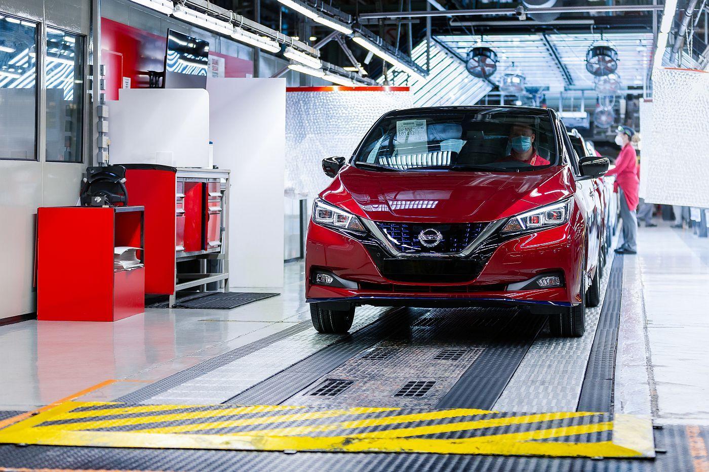 Nissan Leaf  godina proizvodnje