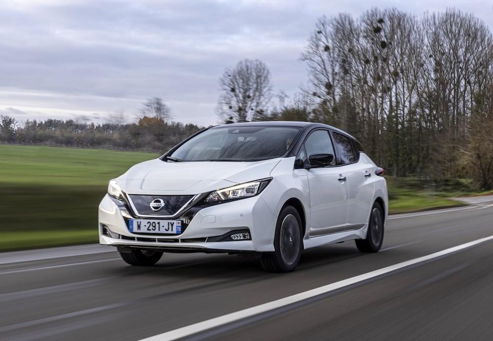 Nissan Leaf Driveteam