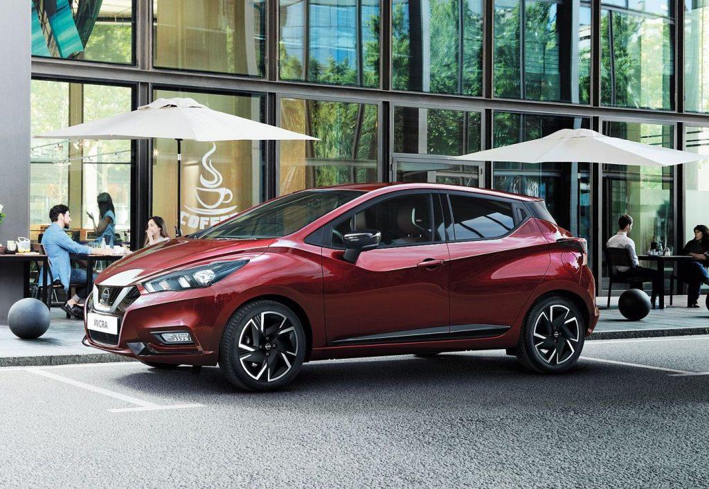 Nissan Micra početkom 2021. stiže u osvježenom izdanju 1