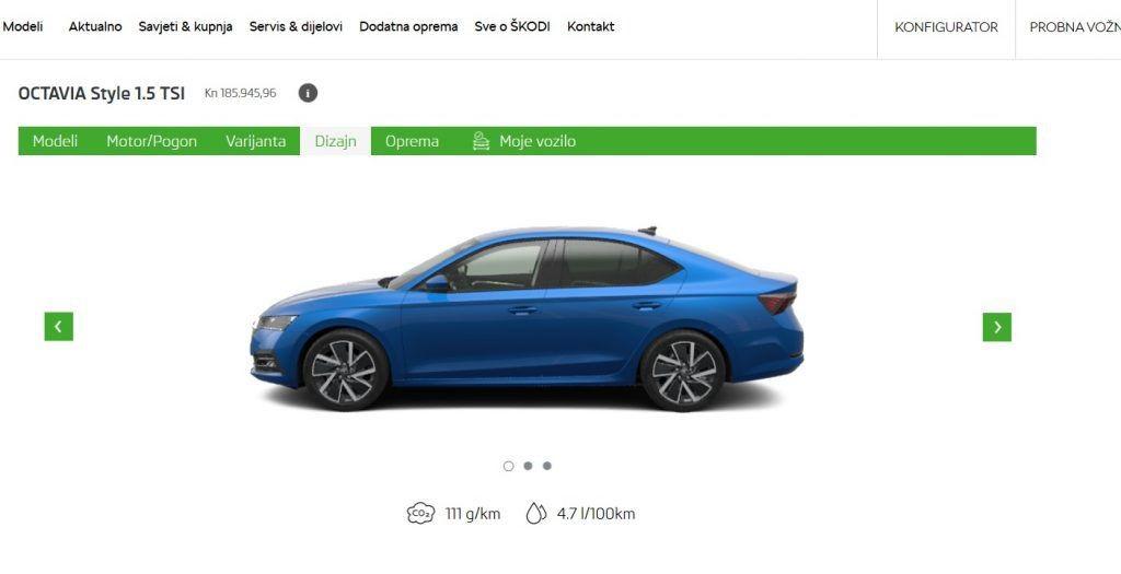 Škoda Octavia opet će obarati rekorde, prvi otkrivamo cijene!