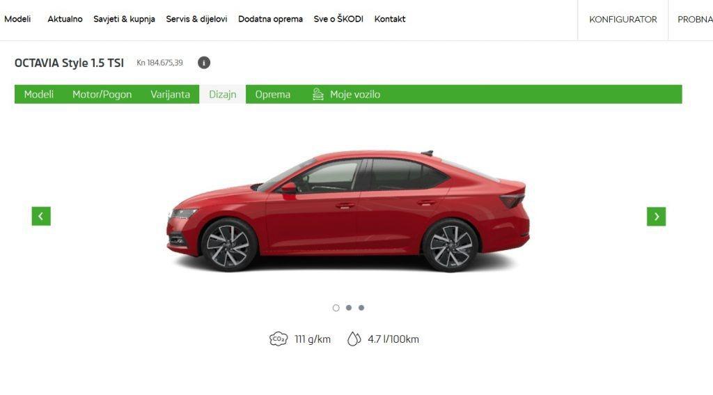 Škoda Octavia opet će obarati rekorde, prvi otkrivamo cijene! 2