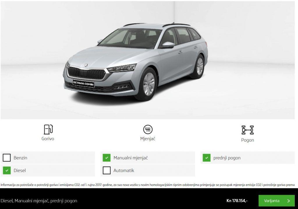 Škoda Octavia opet će obarati rekorde, prvi otkrivamo cijene! 1