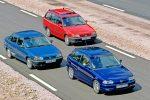 Opel Astra F generation