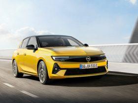 Opel Astra nova  premijera