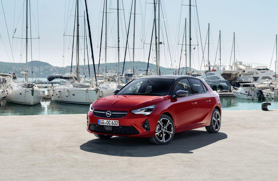 Opel Corsa Šibenik
