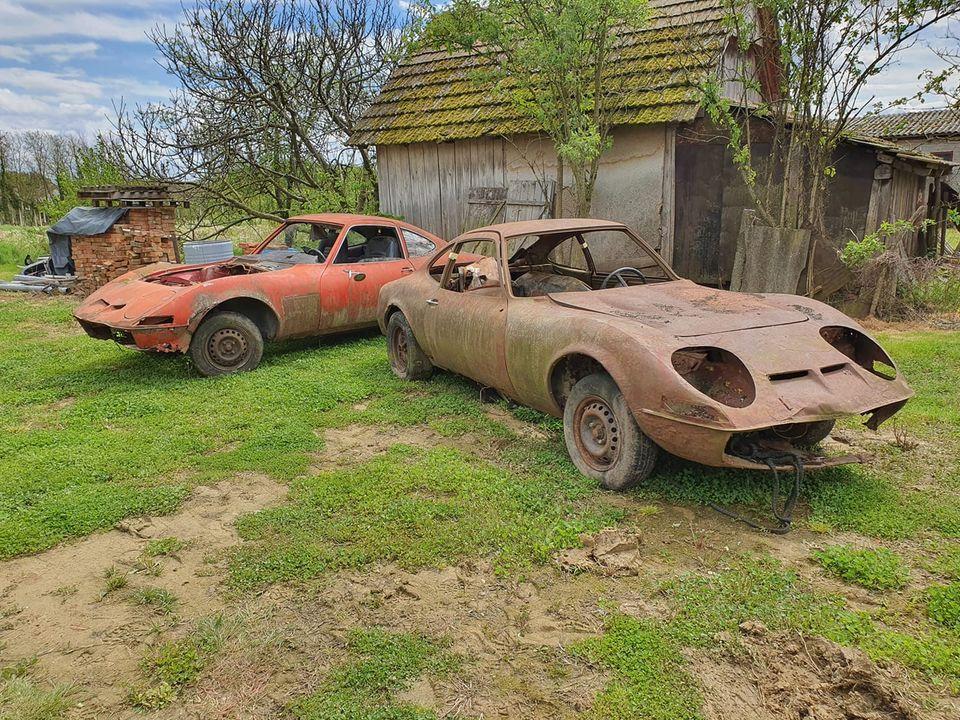Opel GT Kutina prodaja