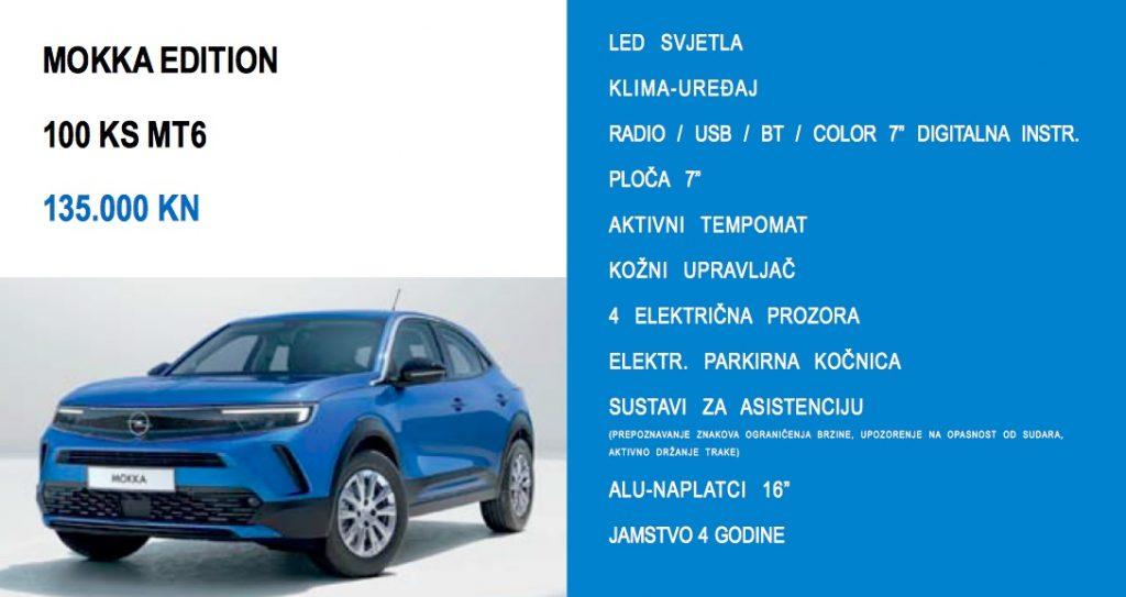 Nova Opel Mokka stigla u Hrvatsku, ovo je novi hit na domaćem tržištu! 2