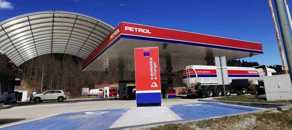 Petrol u Delnicama od sada nudi i električnu punionicu