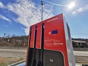 Petrol u Delnicama od sada nudi i električnu punionicu 1