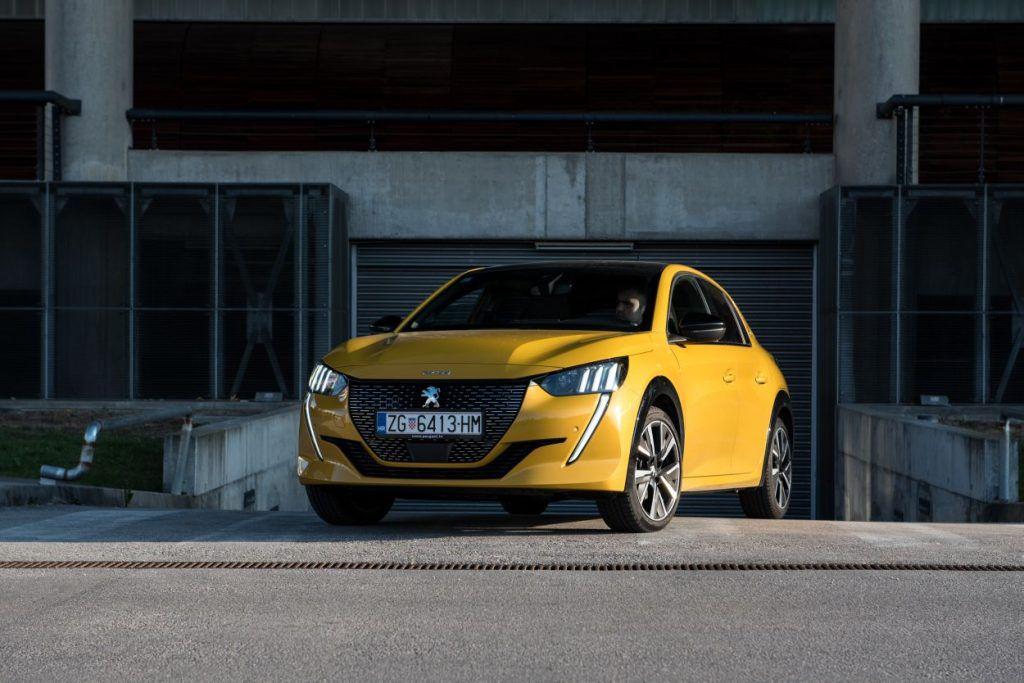 Peugeot 208 GT line PureTech 100 S&S, osvajač srca i razuma, izgled je samo jedan u nizu aduta 8