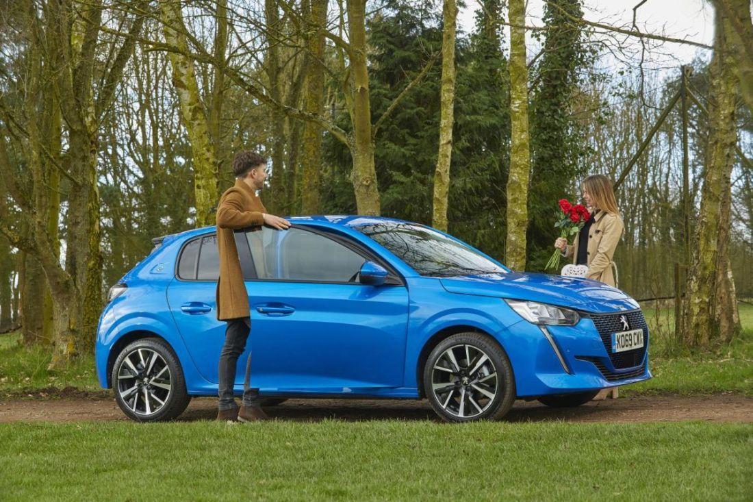 Peugeot  valentinovo e  cijena cjenik
