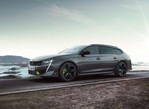 Peugeot 508 Sport Engineered novi je, najsnažniji lav u ponudi, 360 KS uz minimalna zagađivanja!