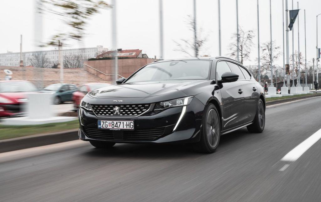 Peugeot 508 SW BlueHDi 180 S&S EAT8 GT Line - karavan novog doba, praktičnost u drugom planu