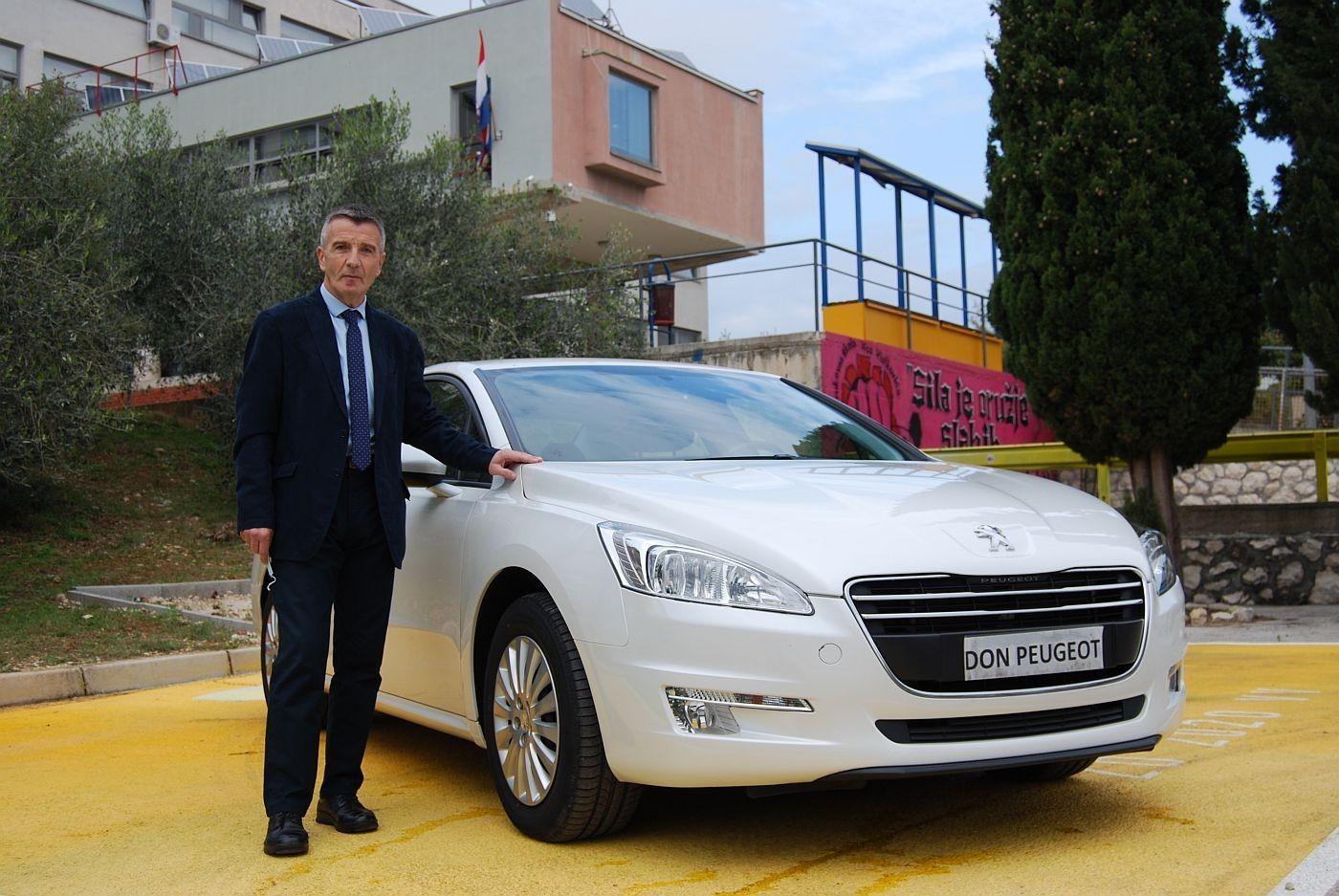 Peugeot  Strukovna skola Vice VlatkovicaZadar