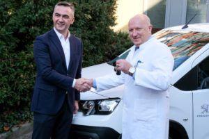 Prekrasna gesta, Peugeot Rifter i Klinika za dječje bolesti Zagreb voze zajedno