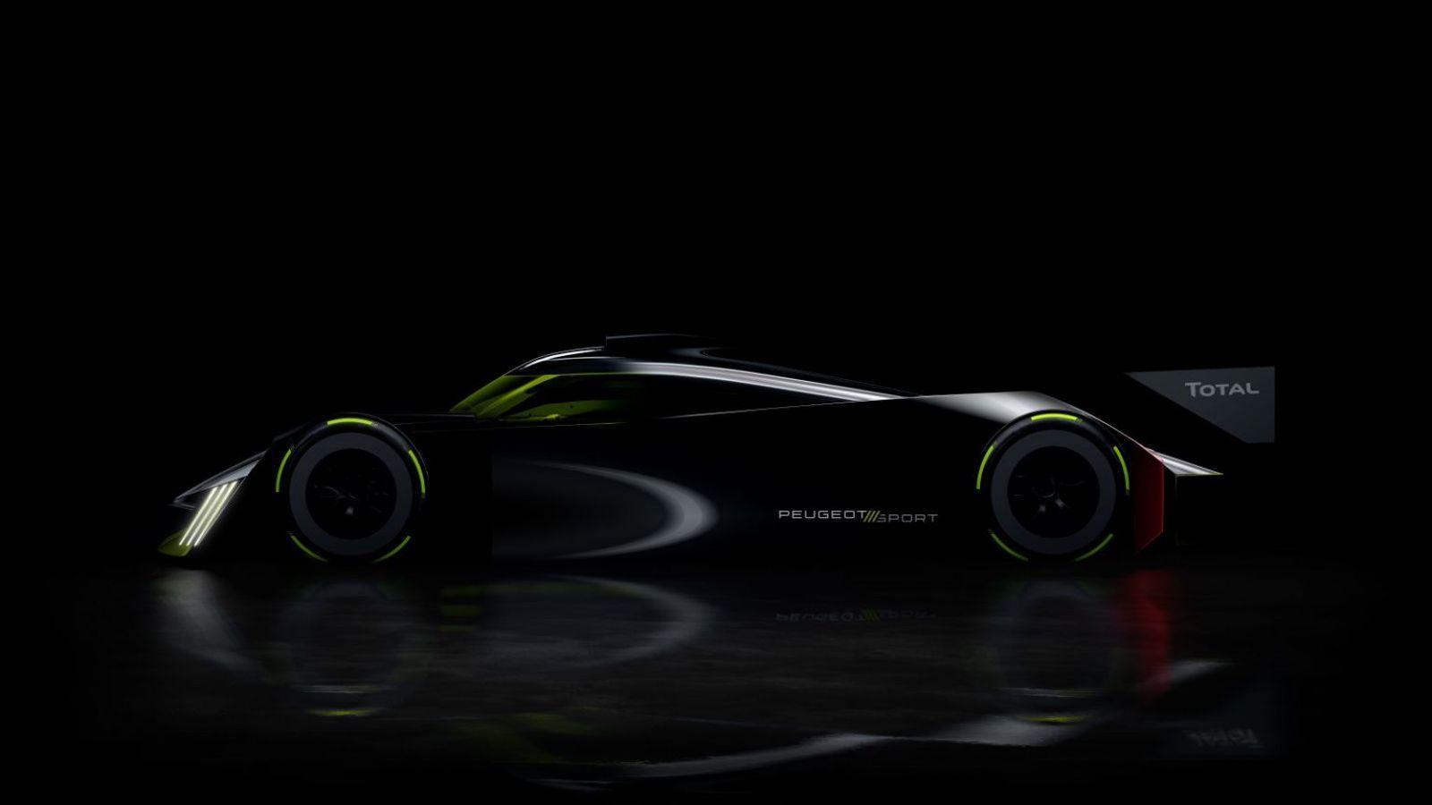 Peugeot Total Le Mans  sata