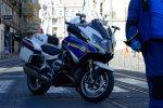 Policija policijski motor