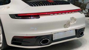 Kada umjetnik uzme pod svoje Porsche 911, je li ovo hrabrost ili ludost?