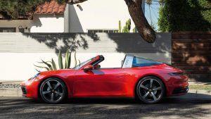 Porsche 911 Targa stiže u lipnju za ljetno uživanje u povjetarcu