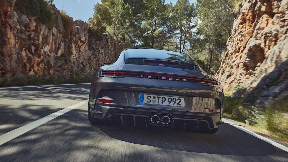 Porsche  GT Touring