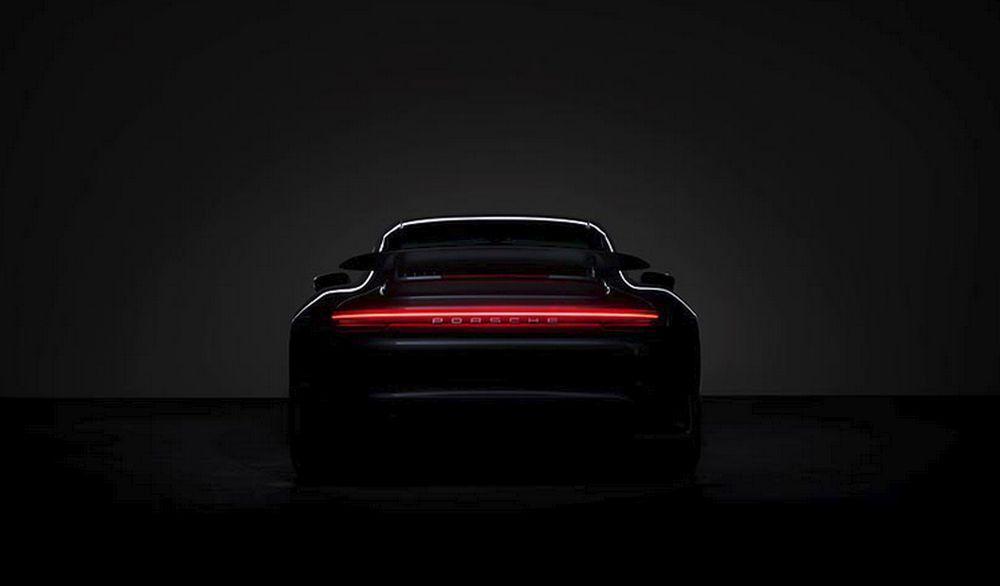 Porsche 911 (992) Turbo S u utorak otkriva sve svoje atribute