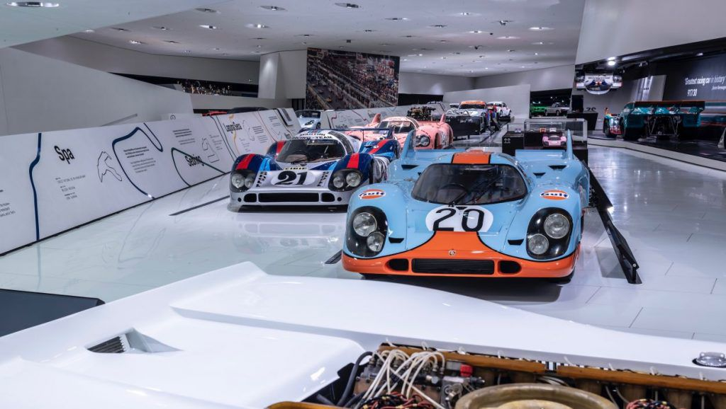 Porsche 917 - legendarni model predstavljen je na današnji dan 1969. 5