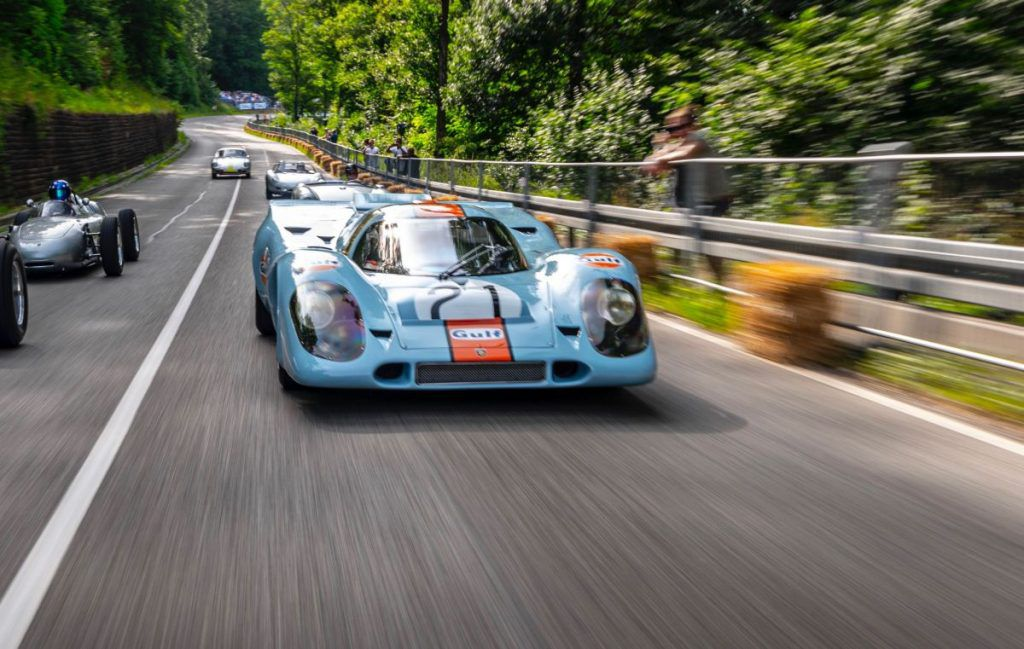 Porsche 917 - legendarni model predstavljen je na današnji dan 1969. 1