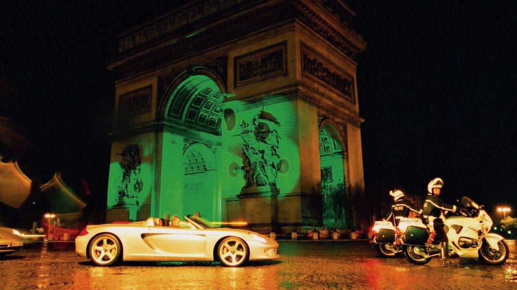 Porsche Carrera GT slavi 20 godina od premijere u Parizu 1