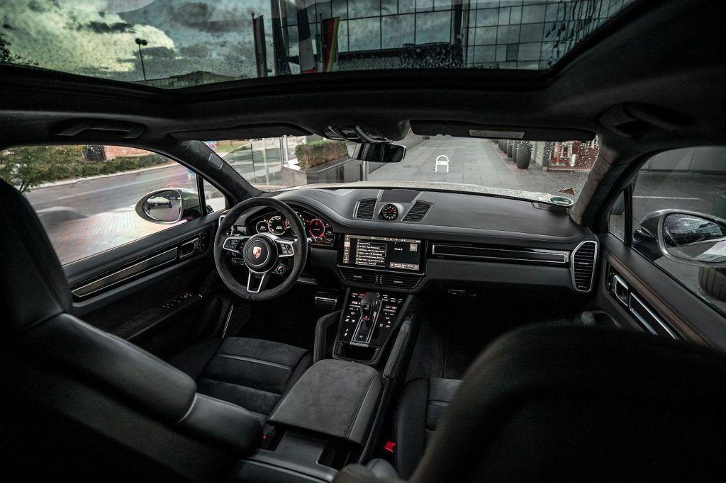 Porsche Cayenne GTS, definicija poslovnog uspjeha i sportskog karaktera vlasnika 3