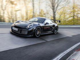 Porsche GT RS MR rekord Ring