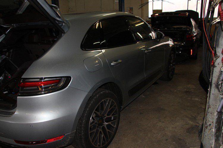 Ukradeni Porsche Macan pronađen u Dubravi, trebao je završiti u djelovima